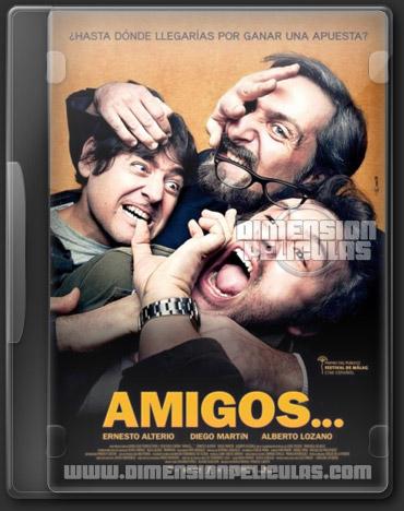 Amigos (DVDRip Castellano) (2011)
