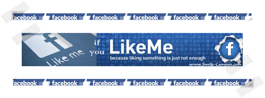 Custom Facebook Timeline Cover Photo Design Tape - 1