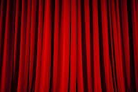 Cortina obra de teatro