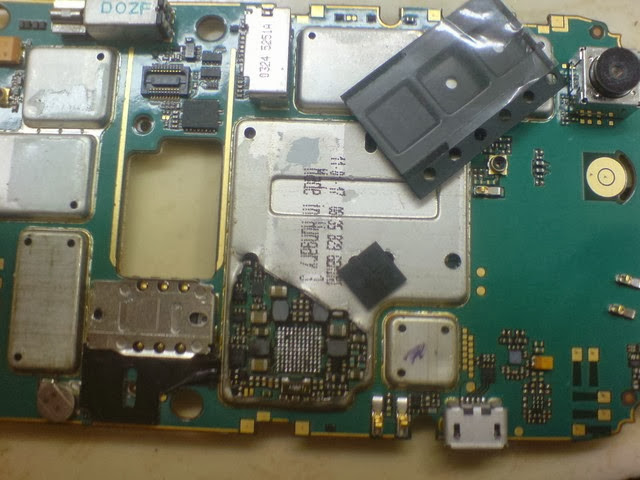 BLACKBERRY   8520 power ic