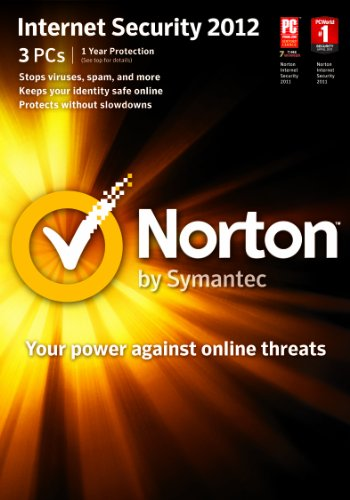 Антивирус Symantec Антивирус Norton Internet Security 2012 на 3 комп. на 1