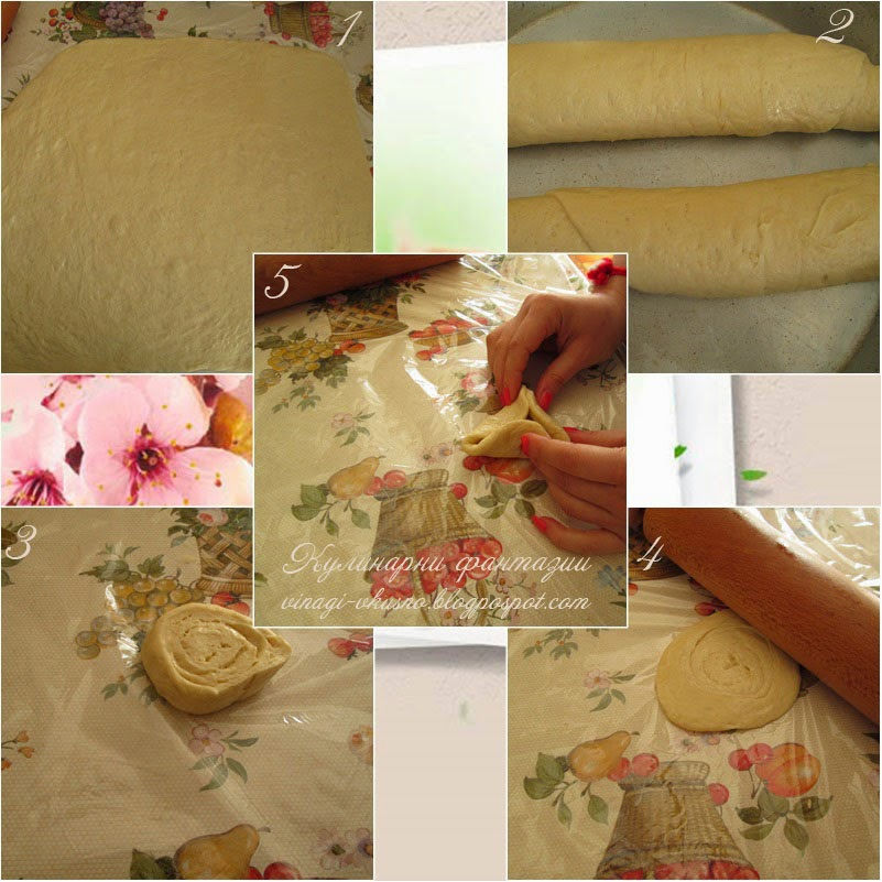 Слоести хлебчета