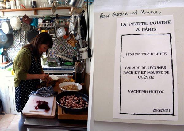 La Petite Cuisine à Paris | Prêt à Voyager