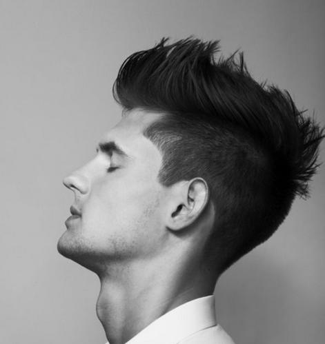 model rambut pria tebaru 2015