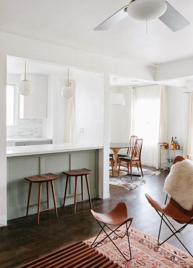 Leichtes Selbermachen: Renovierung einer Faktum Küche von IKEA mit neuem Anstrich, Marmor-Küchenplatte und Kupfer-Armatur!