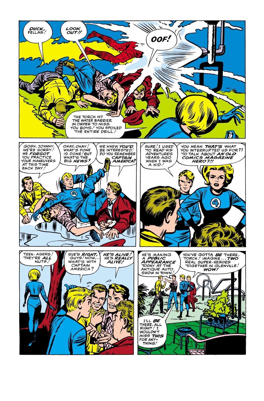Captain America (1968) Issue #216 #130 - English 4