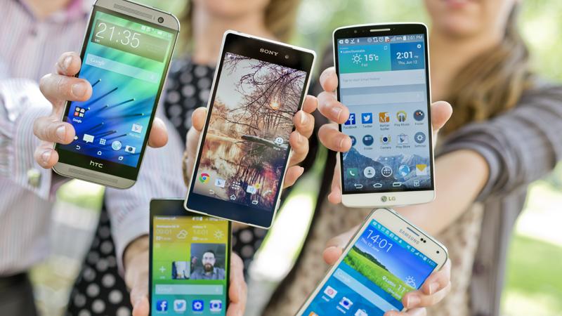 Top des meilleurs smartphones en 2015