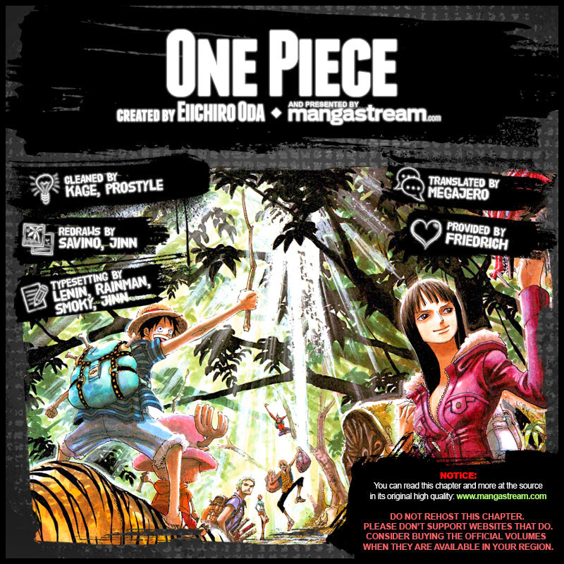 One Piece Chapter 723: Thay đổi trong kế hoạch 023
