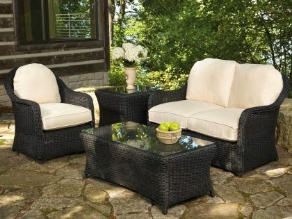 Hildreth 39 s home goods what is wicker for Home goods patio furniture