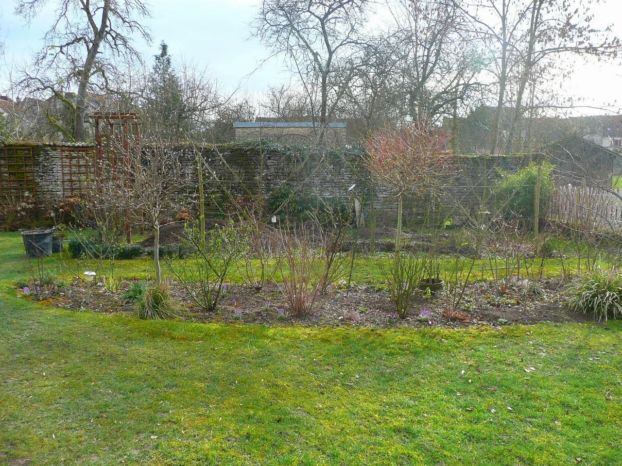 Notre jardin secret nettoyage de printemps et travaux for Nettoyage jardin printemps