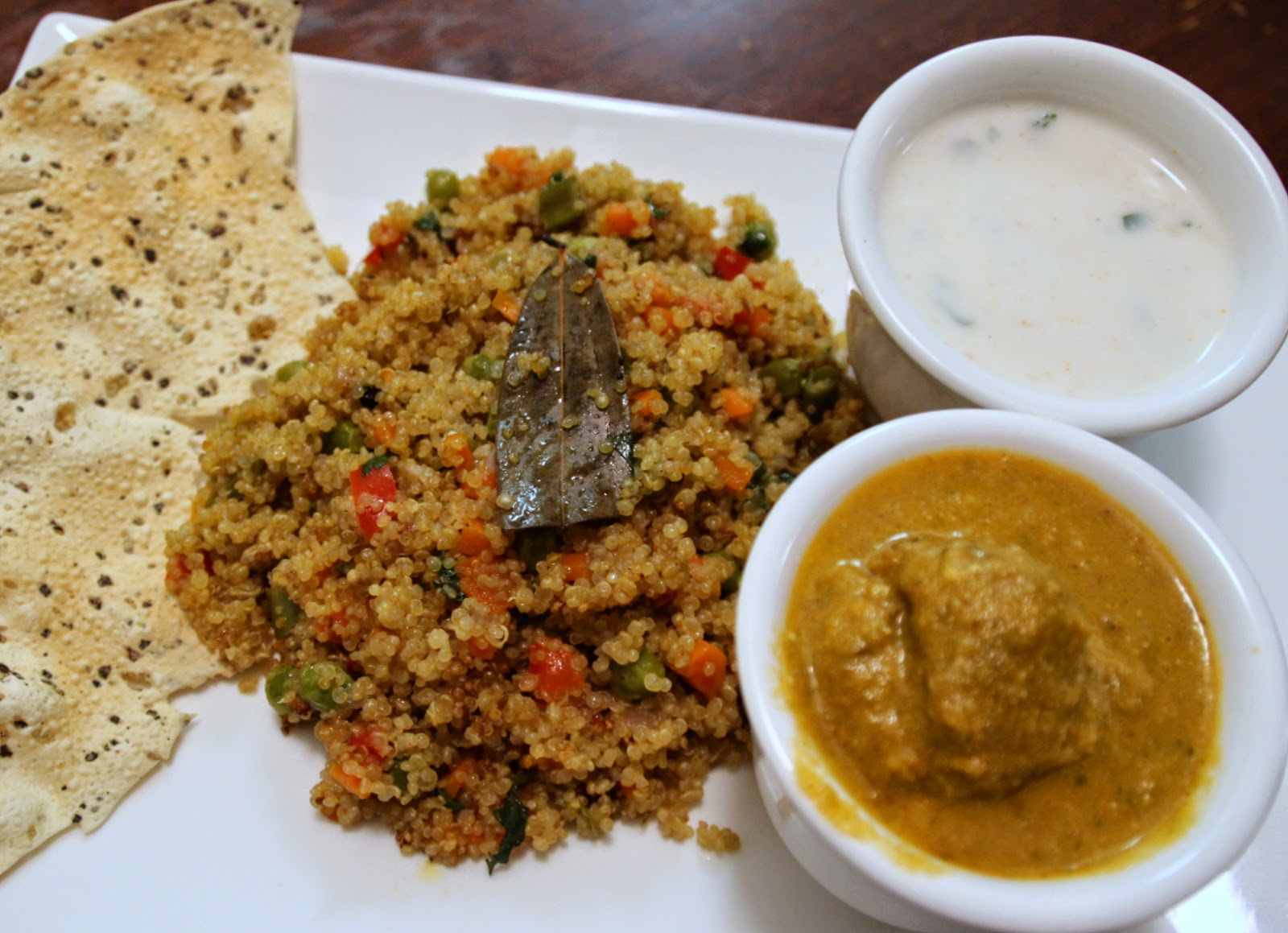 Delicious and healthy side for rotis, rice, and more