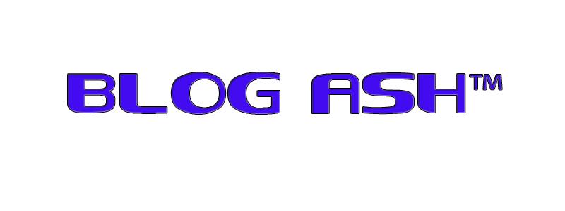 bLOG aSh ™