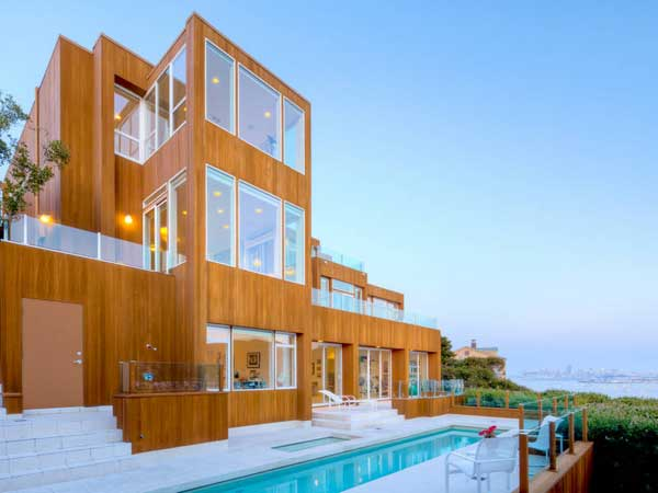 San Francisco Modern Homes California