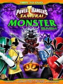 21889 Power Rangers Samurai Monster Bash [2012] [DvdRip] [Latino] [SHF BS]