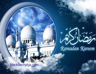 Dp BBm Selamat Berpuasa Ramadhan