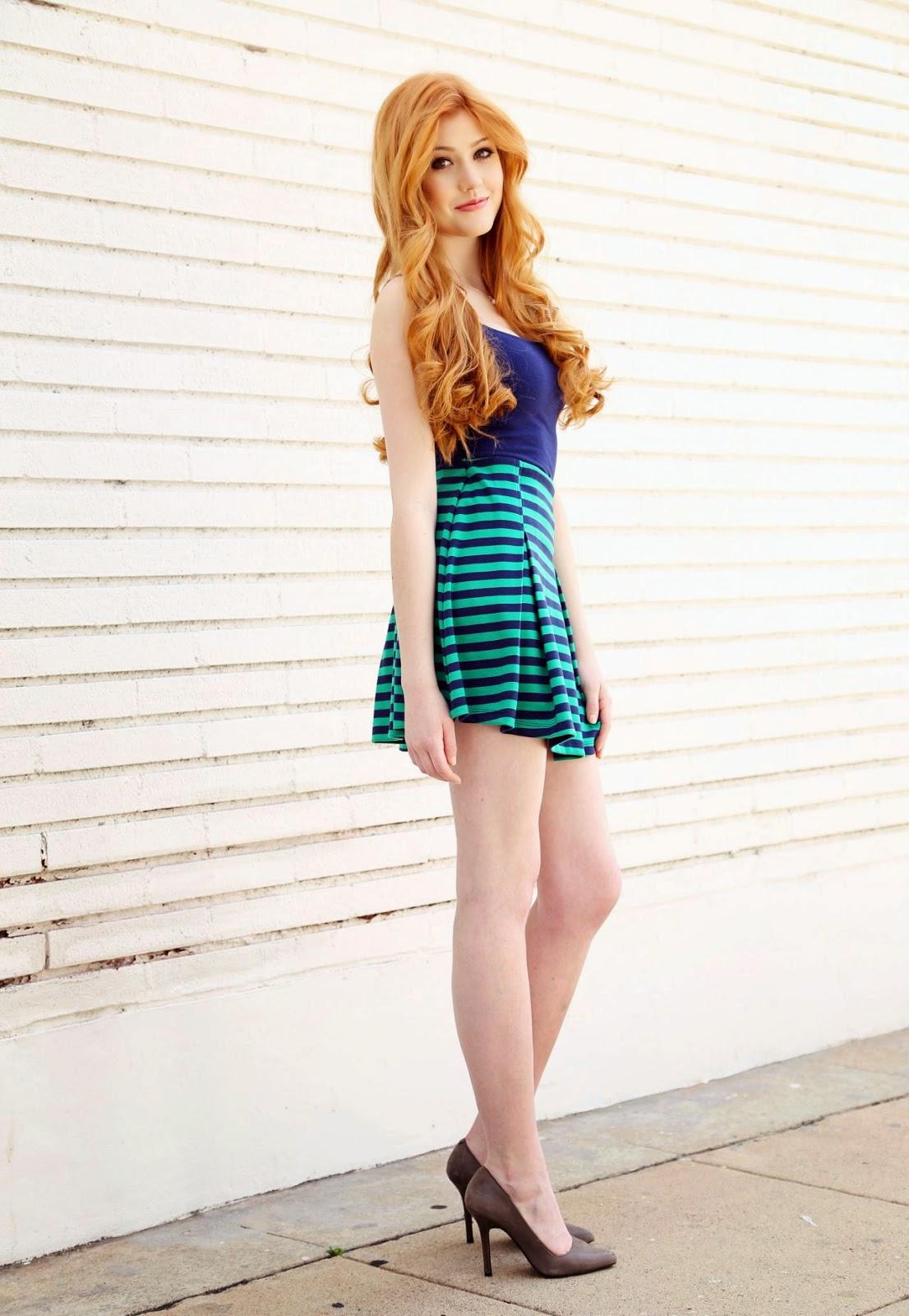 Katherine McNamara angelic beauty sexy legs Photoshoot in ...