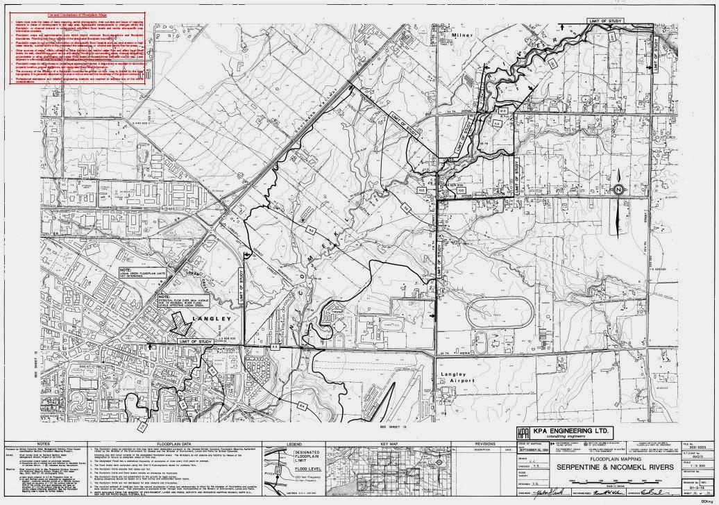 CityFloodMapCom British Columbia Floodplain Maps - Houston flood plain map