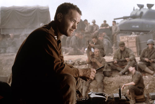 saving private ryan film review The horrors of war are brought to stunning life in steven spielberg's brilliant wwii masterpiece after storming ashore in the bloody d-day invasion (in one of the most astounding war scenes in film history), a tough band of gis is sent on an even tougher mission they must find and bring home private james ryan--a soldier.