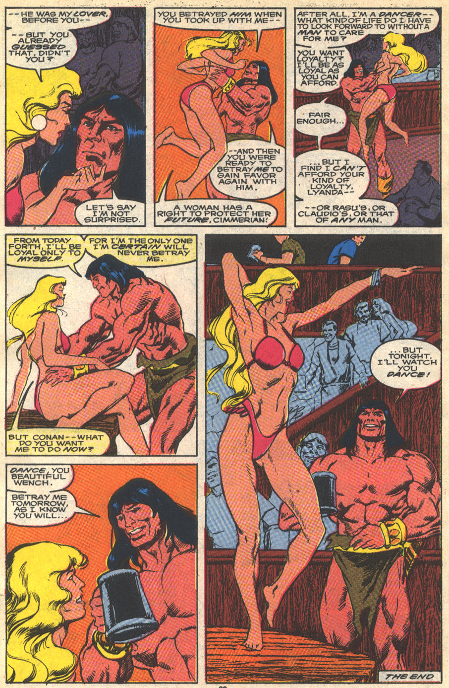 Conan the Barbarian (1970) Issue #229 #241 - English 23