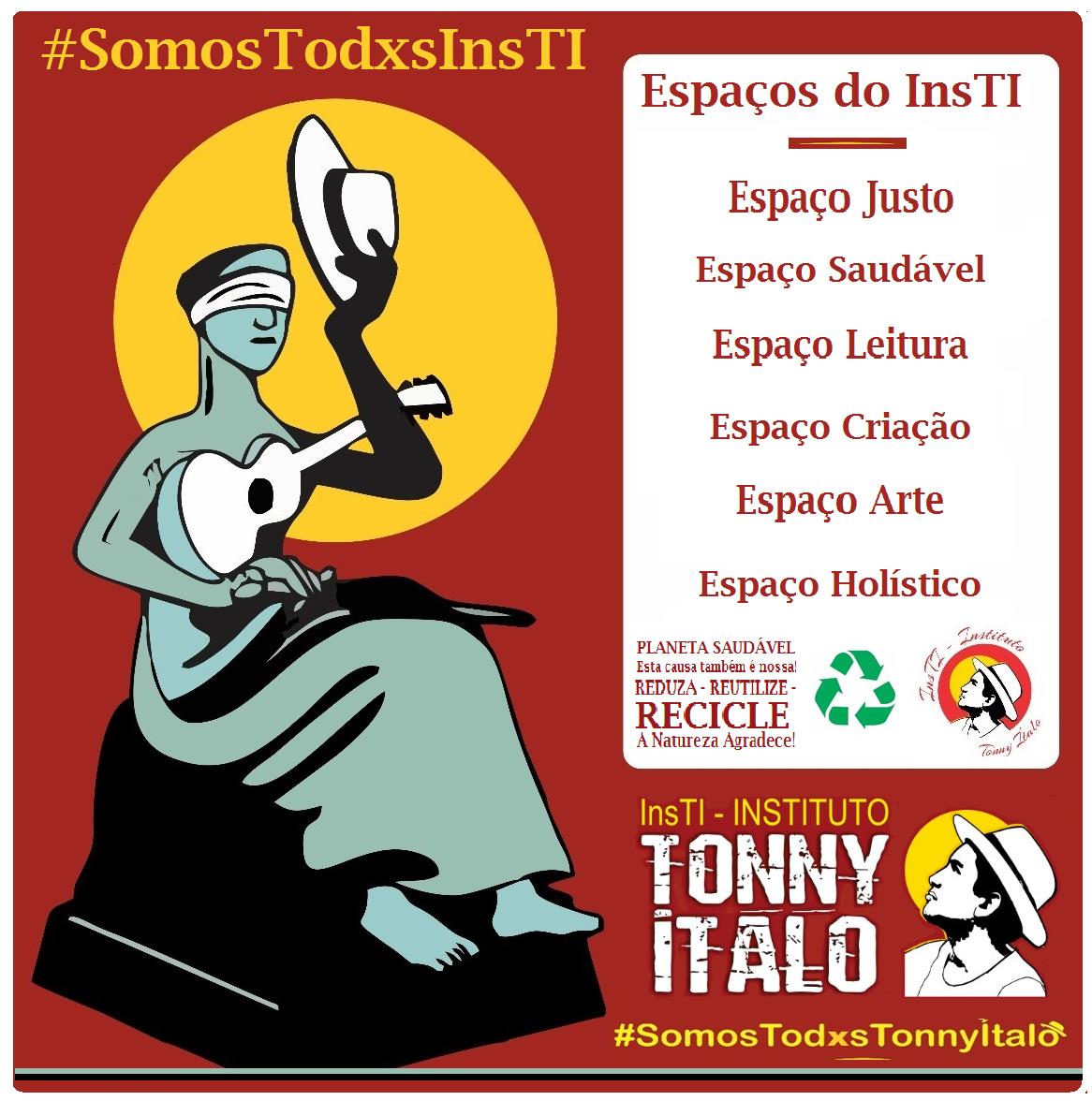 Nota Oficial do InsTI - Instituto Tonny Ítalo à Sociedade