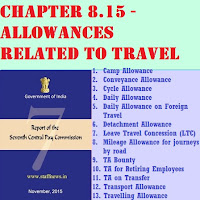 7th+cpc+report+travel+allowance