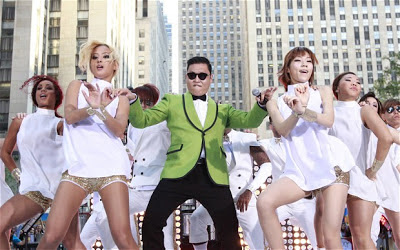 South Korean super star Psy