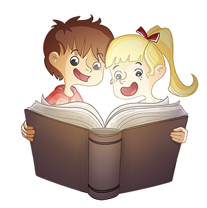 Meet Molly and Max our very own Story Explorers, help them choose their next adventure