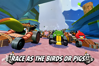 Angry Birds GO! v1.0.6 Mod [Unlimited Coins & Diamonds]