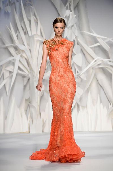 turuncu balık elbiseler