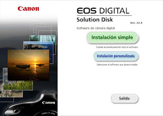 Canon Eos t2i software pack completo Premium