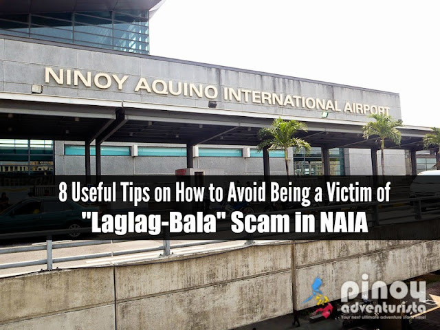 Tips on How to Avoid Being a Victim of Laglag-Bala Scam in NAIA Manila Airport