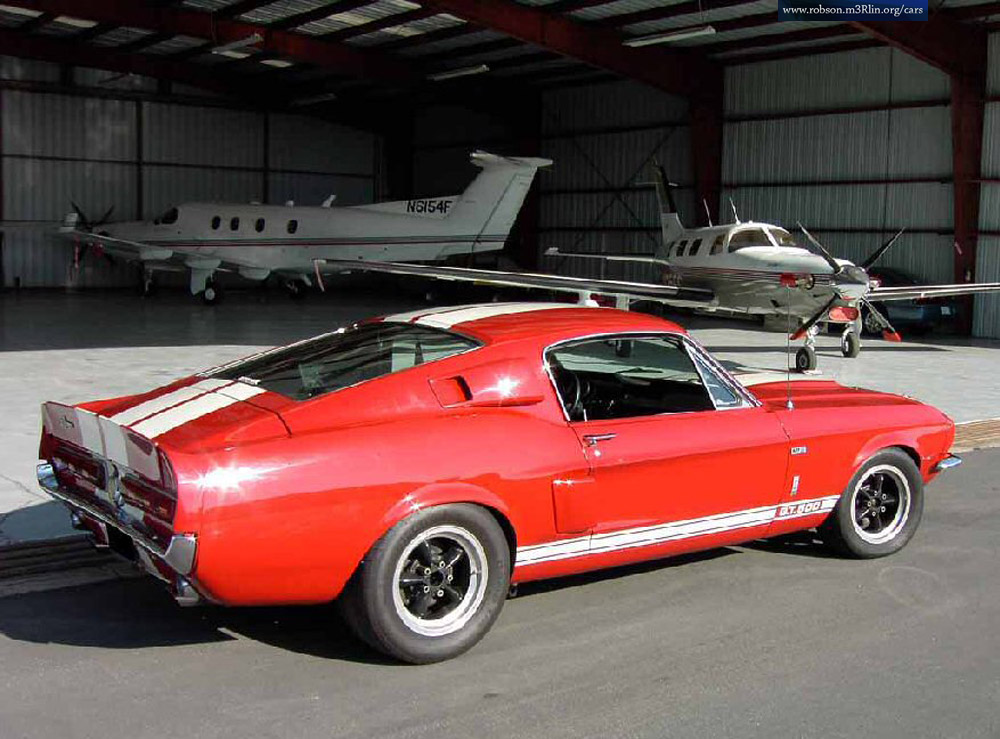 1967 Ford Mustang Shelby Cobra