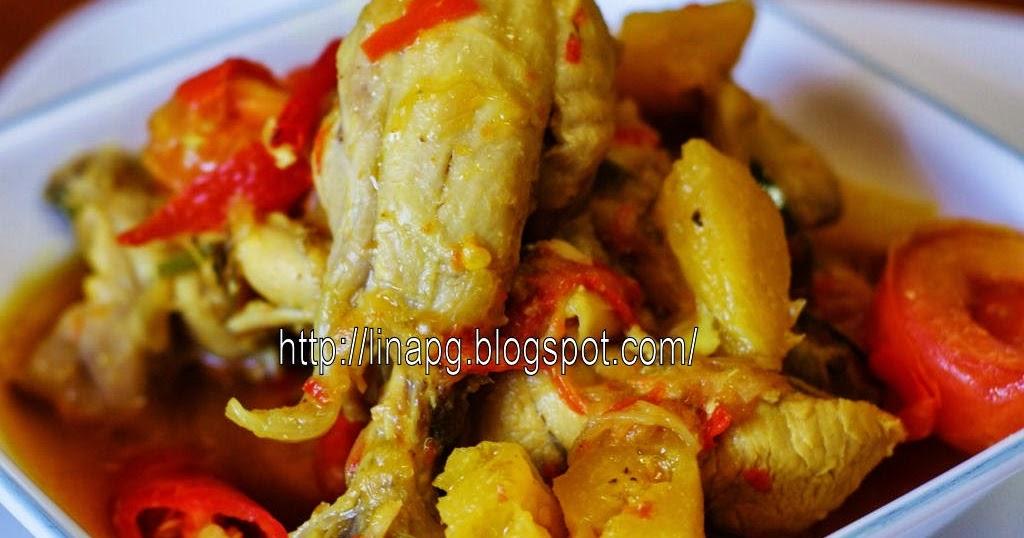 Resepi Ayam Tempoyak