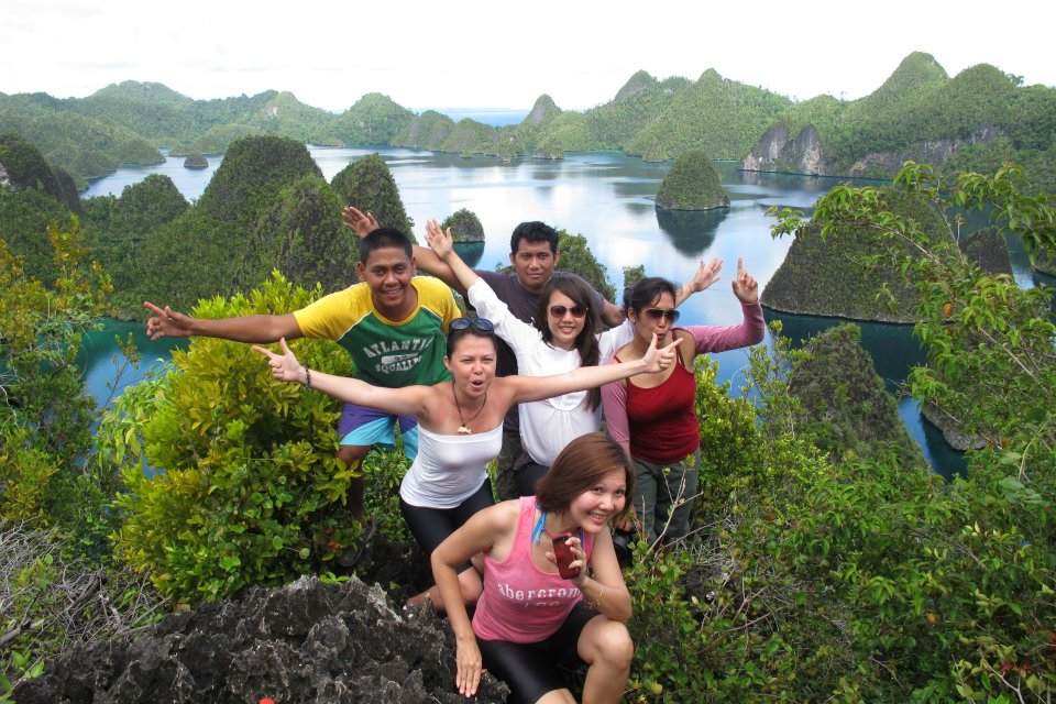 Travel ke Raja Ampat