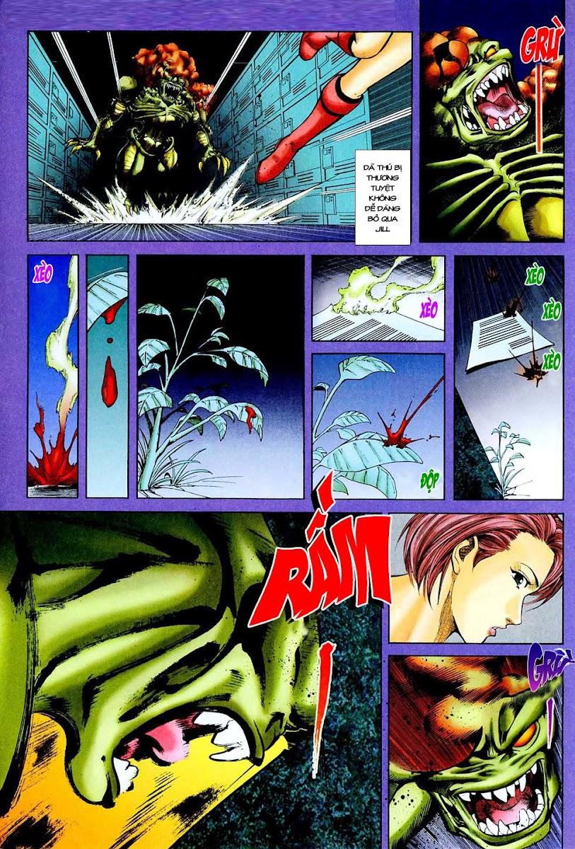 Resident Evil 3 chap 4 - Trang 26