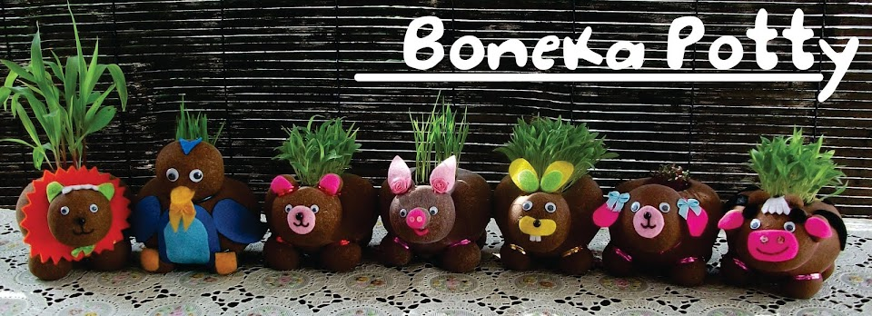 Boneka Potty