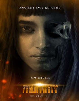 Poster of The Mummy 2017 Theatrical Official Trailer Free Download HD 720P