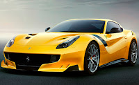 780 beygirli Ferrari