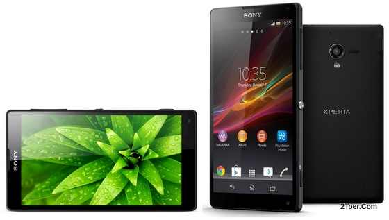 Sony Xperia ZL C6502 C6503 C6506 Overview