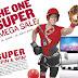 1Utama Super Spin & Win Mega Sale Contest