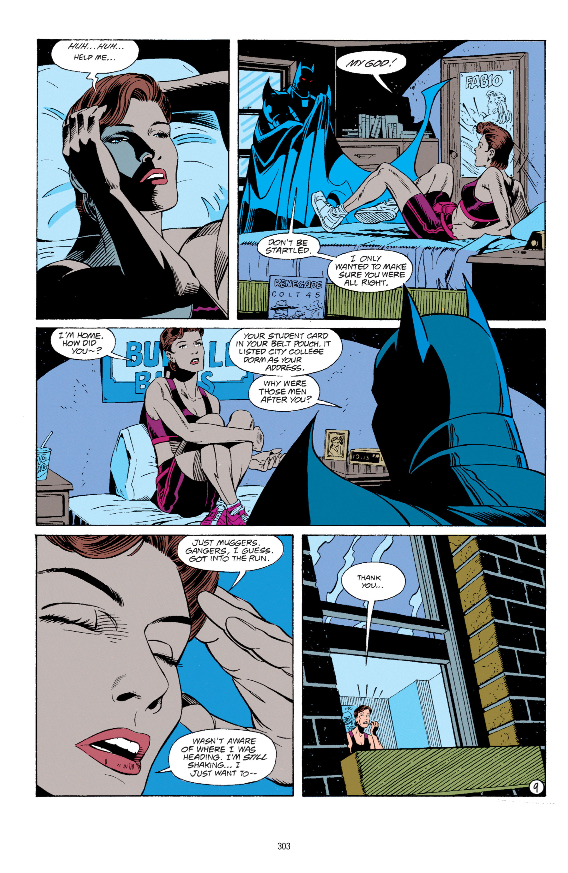 Detective Comics (1937) Issue #671 Page 10