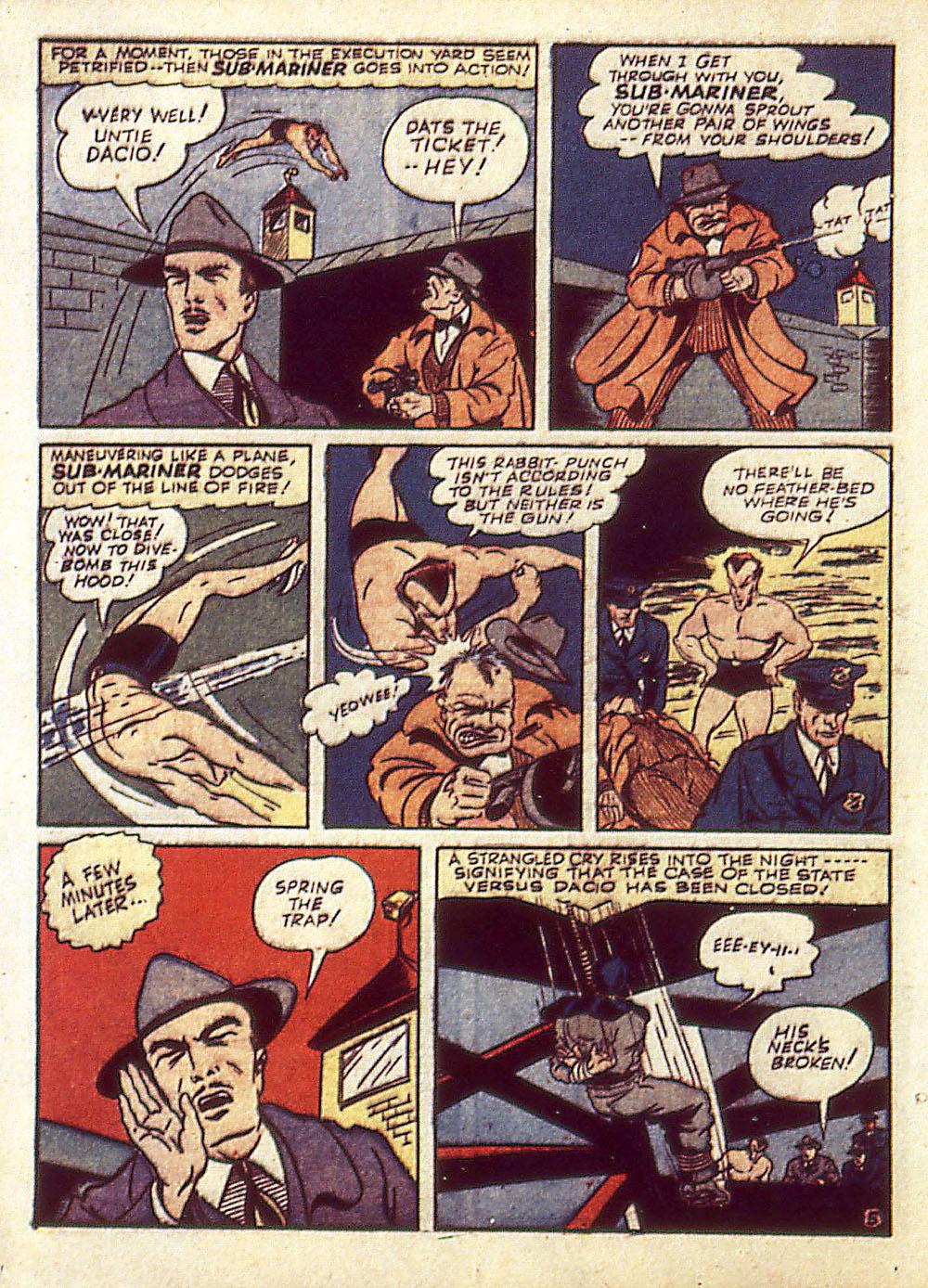 Sub-Mariner Comics Issue #4 #4 - English 29