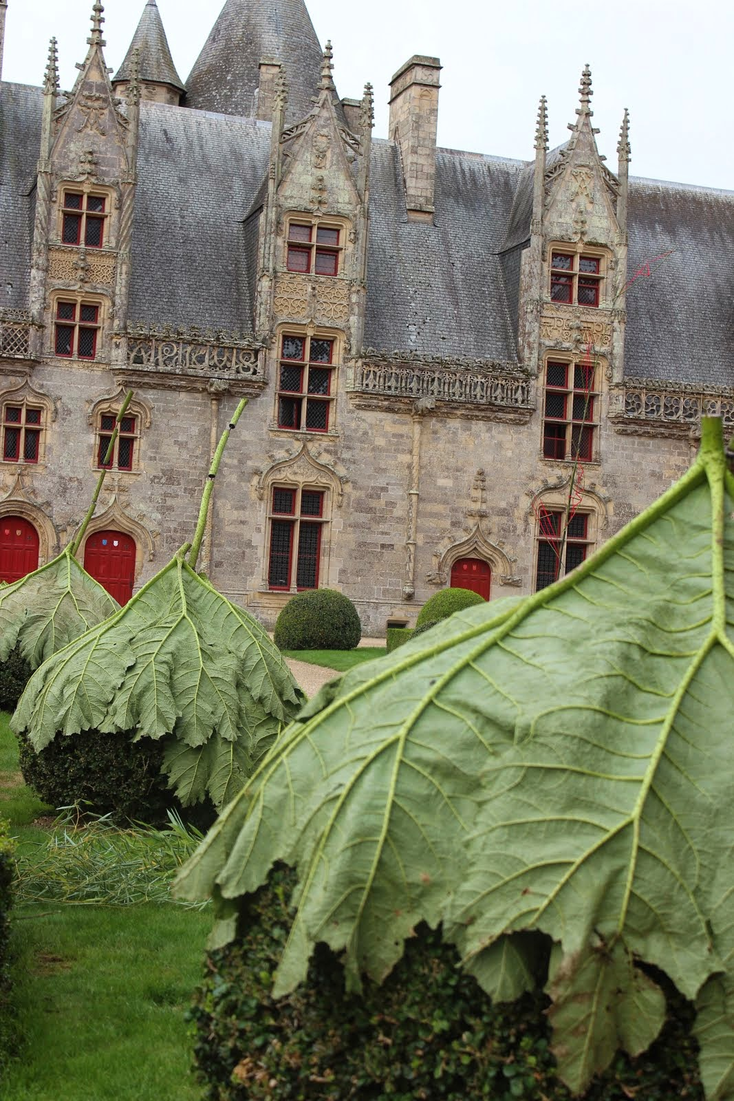 Château de Josselin 2014