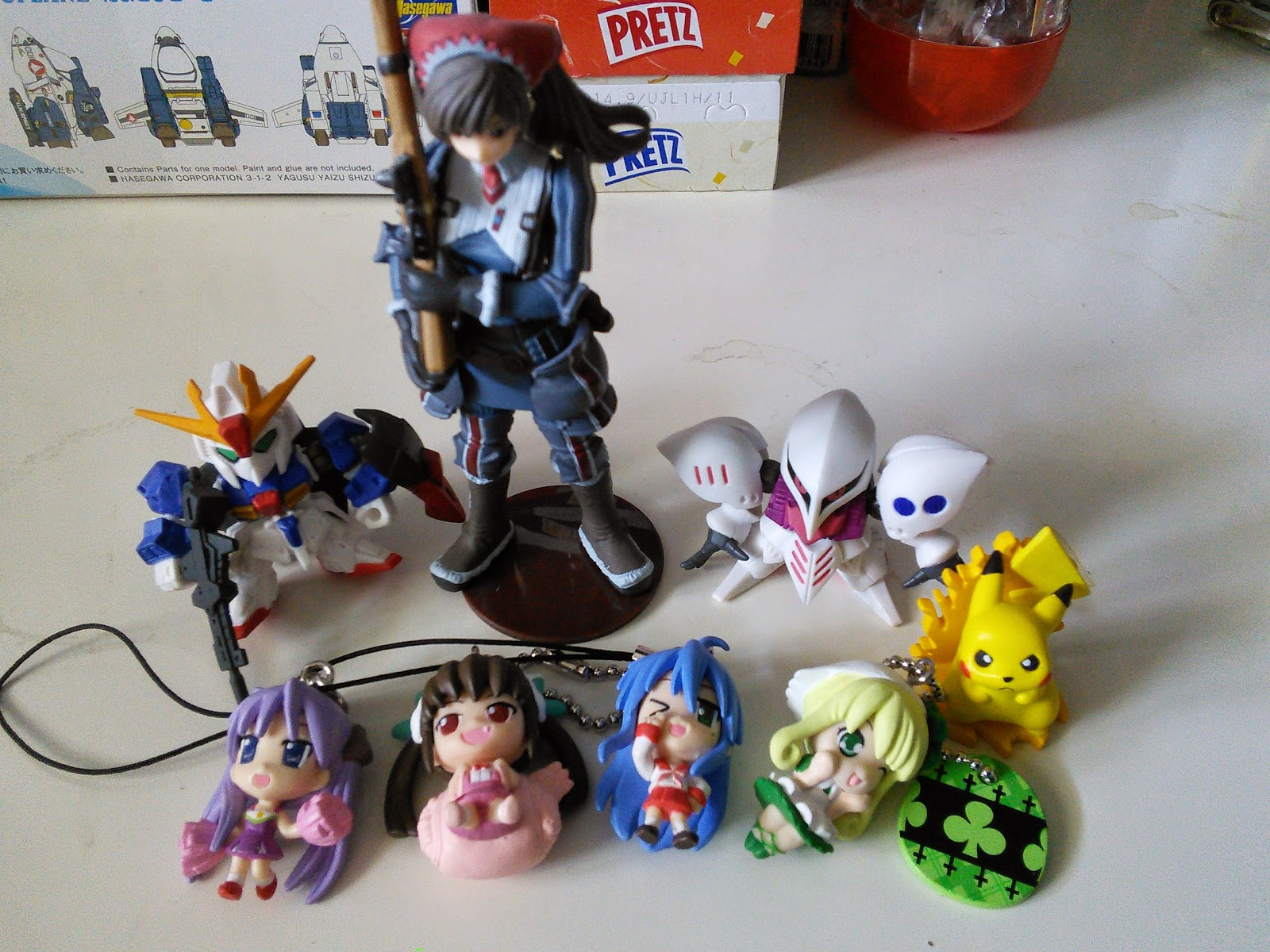 Japanese Capsule Toys : Tokyo excess gashapon gachapon capsule toys in japan