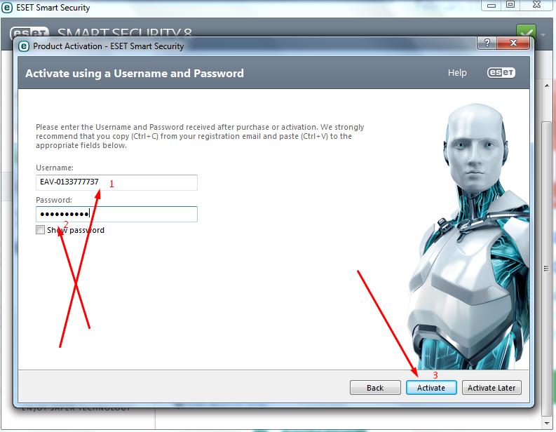 скачать ключ eset internet security