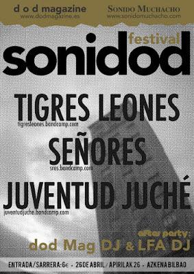 Festival Sonidod 2013 Bilbao
