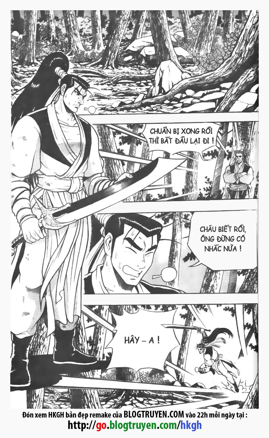 Hiệp Khách Giang Hồ chap 79 page 17 - IZTruyenTranh.com