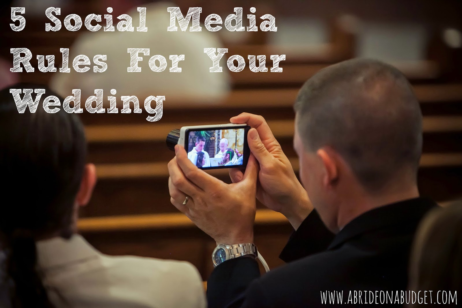 social-media-wedding-rules