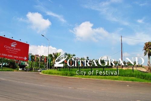 Perumahan CitraGrand Semarang, City Of Festival