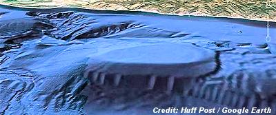 Underwater 'Alien Base' Off Coast of Malibu – The Truth